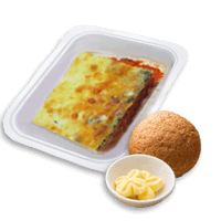 Vegetarian lasagne <small>(V)</small>