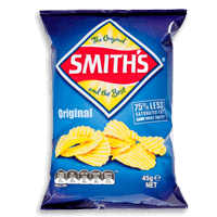 Smith's original chips
