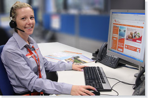 NSW TrainLink Reservations Centre staff