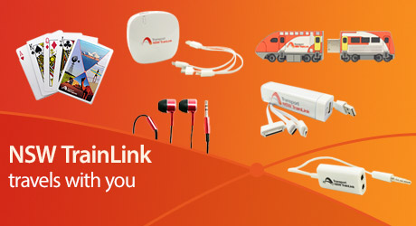 Now NSW TrainLink travels with you