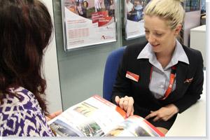 NSW TrainLink Travel Centre staff