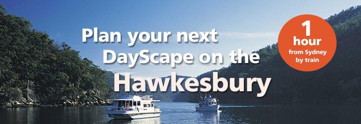Hawkesbury 1 hour from Sydney by train
