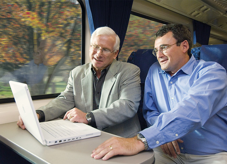 Commuter fares for customers on Regional trains.
