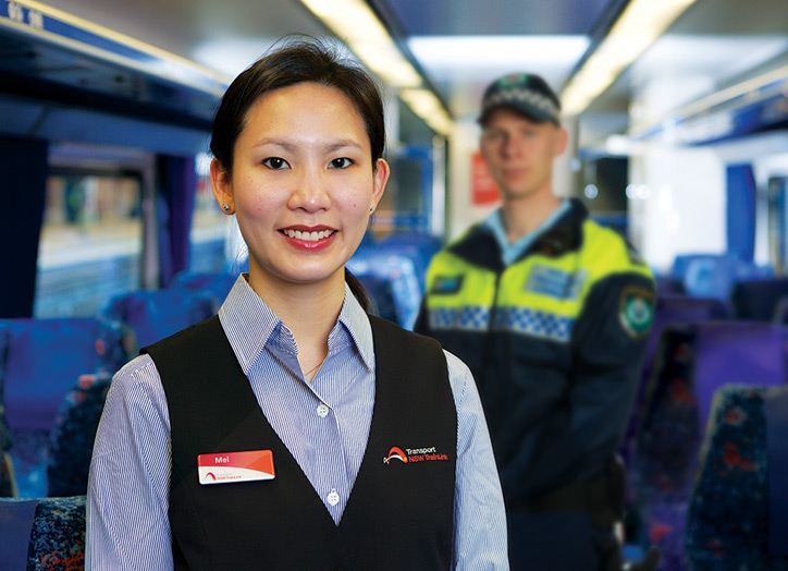 The safety of all who use NSW TrainLink services is important to us.