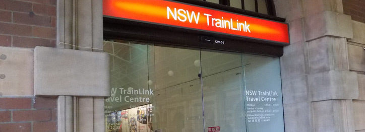 News about NSW TrainLink regional train services