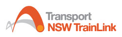NSW TrainLink Logo