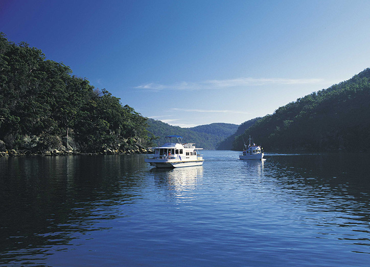 Plan your next DayScape on the Hawkesbury
