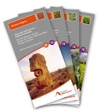 NSW TrainLink timetable brochures