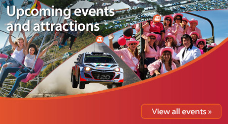 Events and attractions