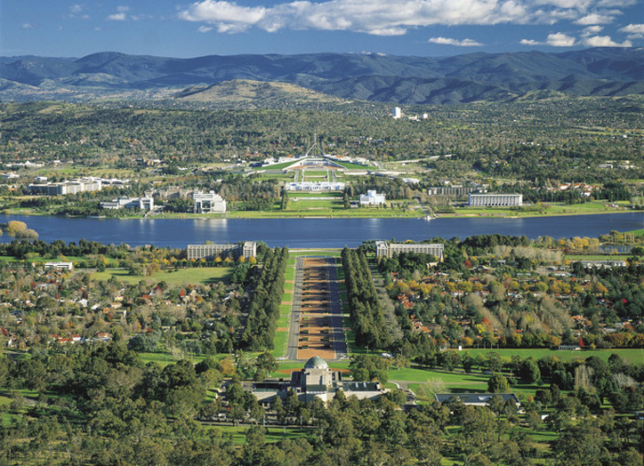 Things to do in Canberra, the nation's capital.