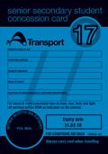 NSW school pupil card