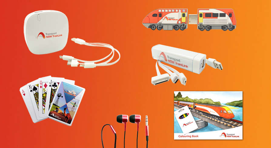 NSW TrainLink travels with you