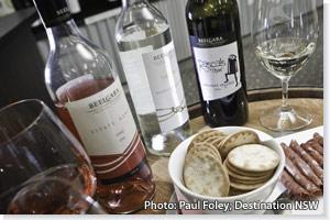 Beelgara winery, Griffith