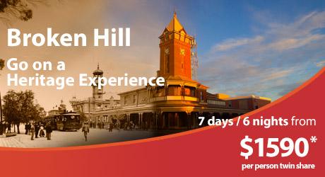Broken Hill Heritage Experience