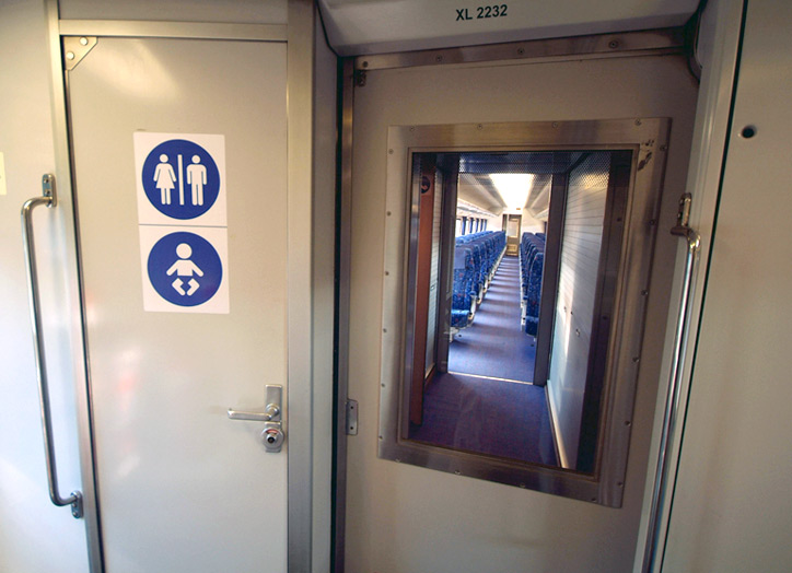 Other on-board facilities.