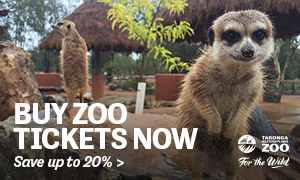 Book tickets to Taronga Western Plains Zoo