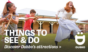 Things to see and do in Dubbo